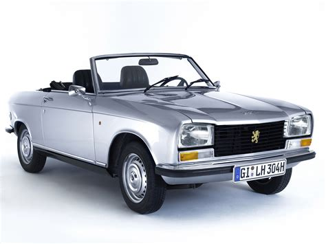 peugeot convertible mad 4 wheels 1970 peugeot 304 cabriolet best quality