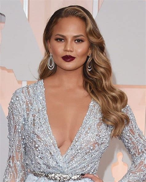 More Silly Makeup At The Oscars by Best 25 Chrissy Teigen Oscars Ideas On