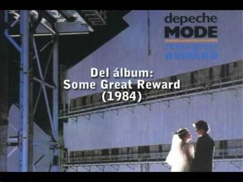 depeche mode it doesn t matter depeche mode it doesn t matter traducida al espa 241 ol