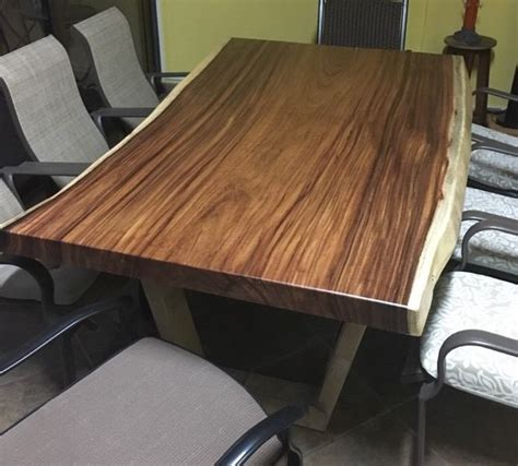 muebles en madera natural rustica  en mercado