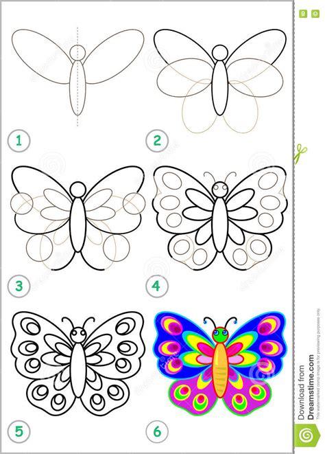 c 243 mo aprender a dibujar animales paso a paso im 225 genes videos como dibujar un mariposa guias para aprender a dibujar