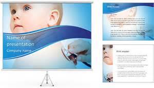 pediatric powerpoint templates free pediatrics powerpoint template backgrounds id 0000006847