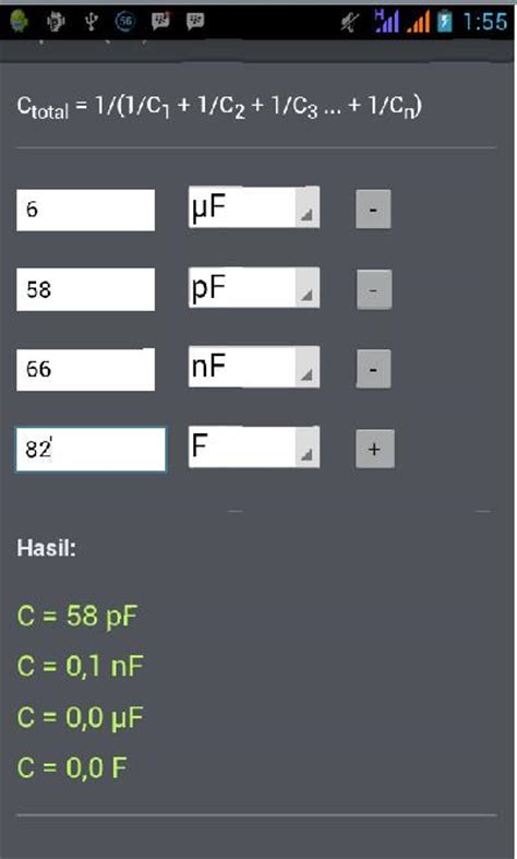kalkulator resistor paralel kalkulator elektro android apps on play