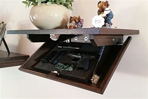 Covert Cabinets by Covert Cabinets Hg 21 Gun Cabinet Wall Shelf