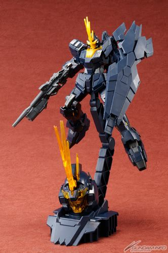 Rx 0 Unicorn Gundam Display Base bandai x hobby japan rx 0 unicorn gundam 02 banshee display base