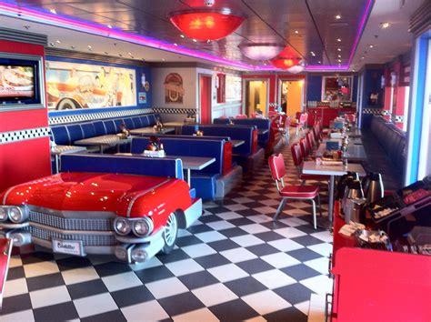 dinner restaurant american 50 s diner s 248 k american diner interi 248 r