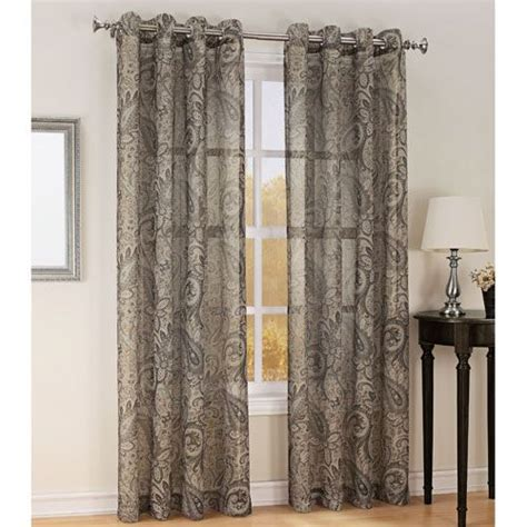 paisley sheer curtains 1000 images about curtains on pinterest shops studio