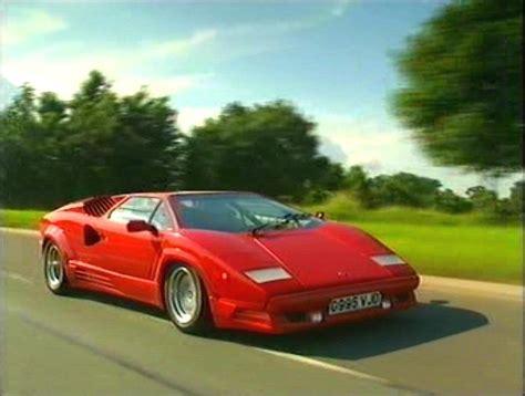 Top Gear Lamborghini Countach Imcdb Org 1989 Lamborghini Countach Anniversary In Quot Top
