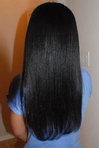 How To Make Hair Straight Using Rubber Bands