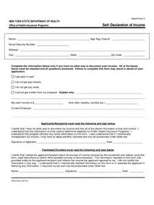 declaration form template declaration form 56 free templates in pdf word excel
