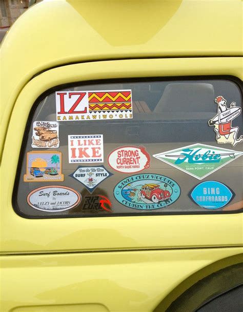 Surf Stickers For Cars 26 best images about surf stickers on surf