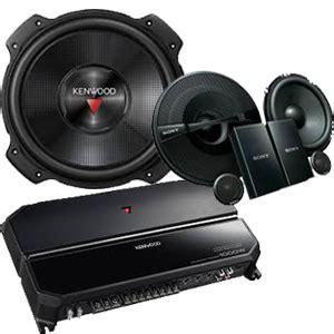 Speaker Aktif Kenwood paket sound sistem audio mobil kenwood performance
