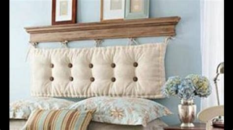 cushion bed headboard cushion headboard craft ideas pinterest