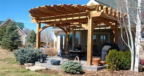 cantilever pergola plans more shade plan diy solid cedar wood cantilevered pergola