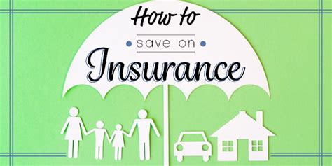 How to Save Money on Insurance