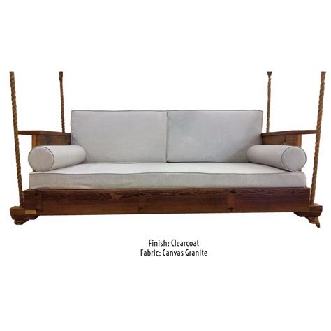 swing day bed the r r bed swing hanging daybed four oak designs