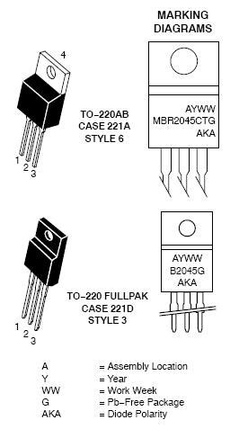 schottky diode mbr 2045 schottky diode nxp mbr 2045 ct 28 images mbr2045ct diode schottky 20a 45v vishay rohs distri