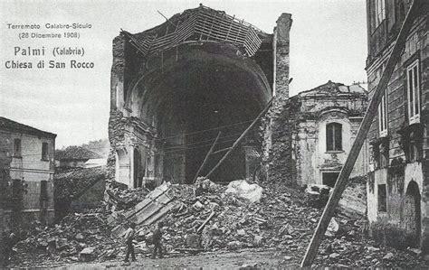 ospedale san antica sede terremoto in calabria e il triste ricordo disastro