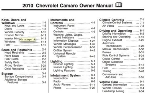 free online auto service manuals 1996 chevrolet camaro windshield wipe control service manual 2011 chevrolet camaro free service manual download service manual 2011