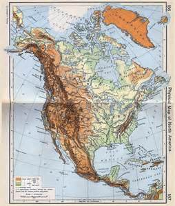 a map of the america maps of america and american countries
