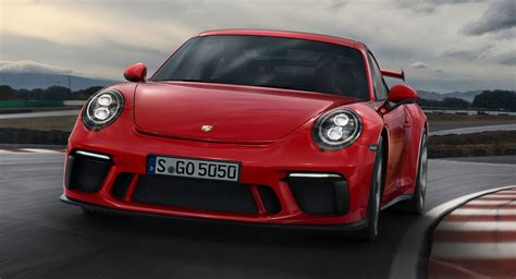 Porsche Turbo Hp by Next 911 Gt3 To Come With 550 Hp Turbo Engine Pdk