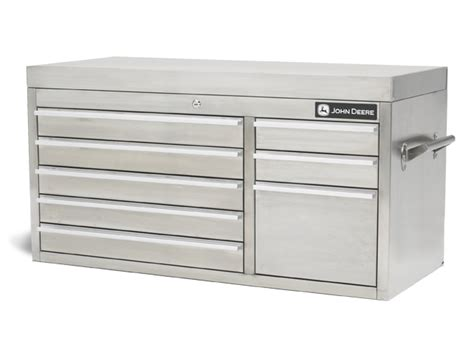 Ac Cabinets by Deere Ac 4100tc T 41 In 8 Drawer Stainless Steel