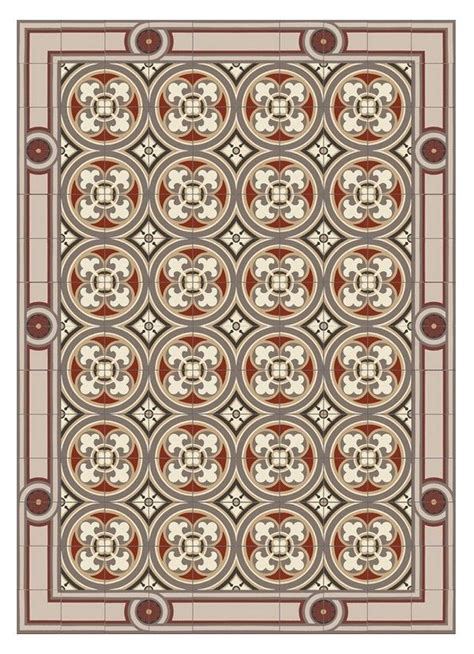 tile rug patterns 120 best images about miniature rugs on carpets braided rug and