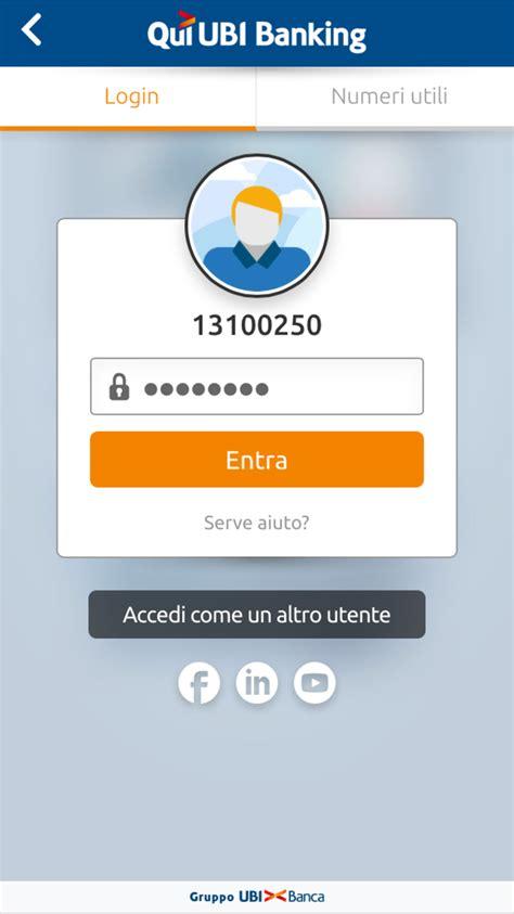 Bi Banca by Qui Ubi App Banking