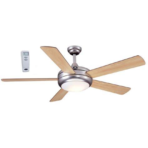 harbor breeze fan light harbor breeze 52 in aero ceiling fan with light kit and
