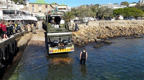 cape craft boats south africa sa navy launch boat to knysna george herald