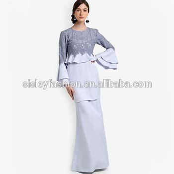 Design Baju Lace 2017 | 2017 new design baju kurung with lace custom design baju