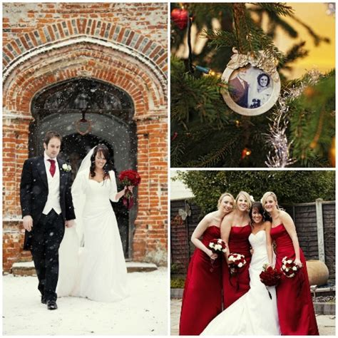 7 Festive Holiday Themes for Your Wedding