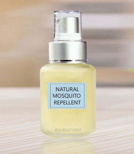 natural mosquito repellent diy homemade natural nontoxic insect bug and mosquito