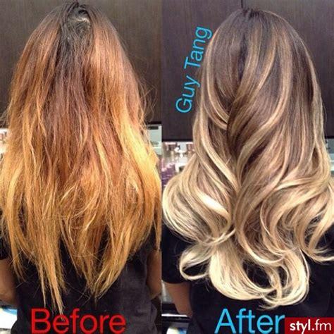 light ash blonde hair color over yellowish orange hair 14 pomysł 243 w na cięcie włos 243 w długich