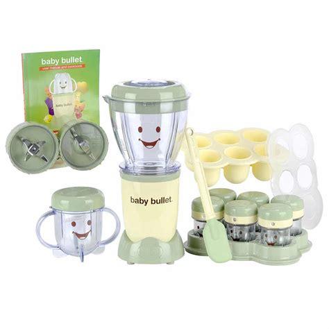 Magic Baby Bullet Food Processor the magic baby bullet 20 set blender baby food mixer
