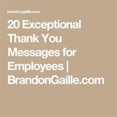 thank you letter to employees for gift 190 best images about work employee recognition ideas on