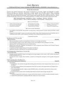 Accounting Assistant Resume by Resume Exle Accountant Resume Sle Accounting Assistant Resume Exle Accountant Resume