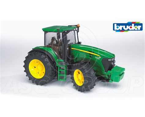 bruder farm toys bruder toys 03050 pro series john deere 7930 tractor large