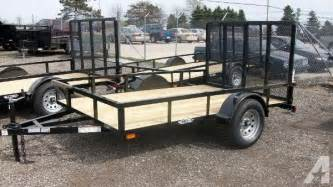 Landscape Trailers For Sale 2011 Haul It 6 5x10 Landscape Trailer For Sale For Sale In