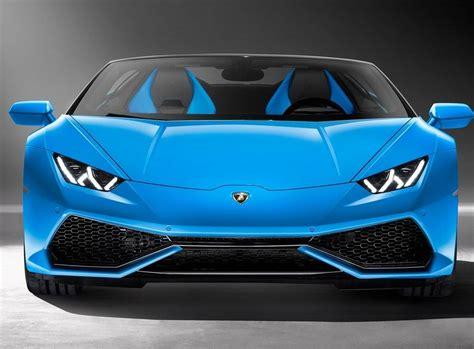 Lamborghini Huracan Kosten by Lamborghini Hurac 225 N Spyder Adac Info Autodatenbank
