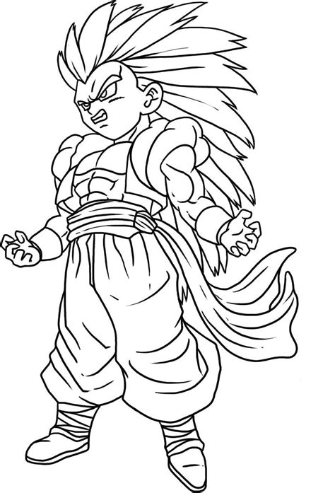 dragon ball z trunks coloring pages dragon ball z trunks and goten join dragon ball z