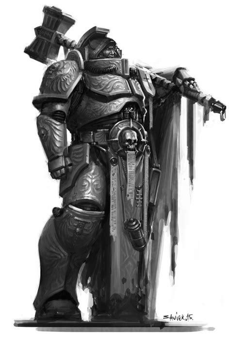 artstation inquisitor mikhail savier
