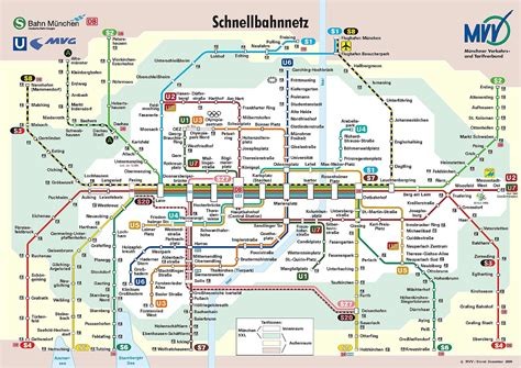 munich metro map metro map of munich metro maps of germany planetolog