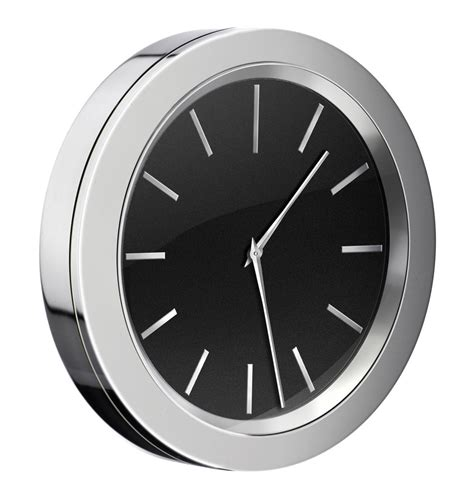 small wall clocks for bathroom smedbo black time small 60mm wall clock for a bathroom yk380