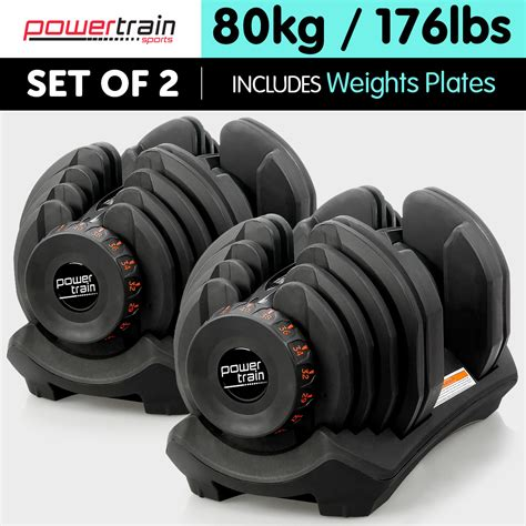 new adjustable dumbbells set home exercise equipment