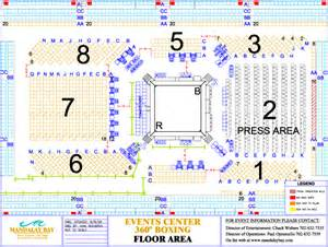 mandalay bay floor plan seating mandalay bay floor plan