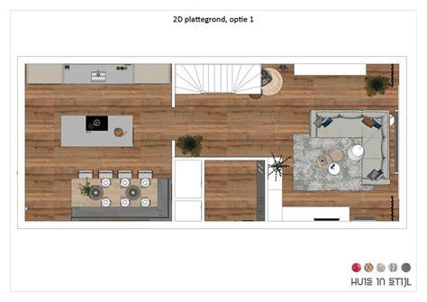 interieurstylist woonkamer styling woonkamer en keuken vrijstaande woning