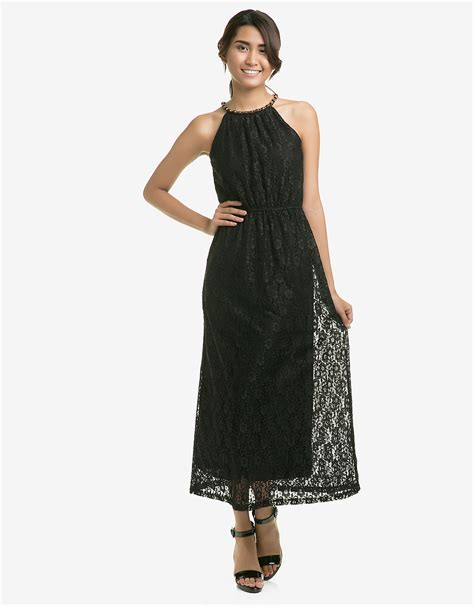 Dress Brokat 2 cavalier dress brokat black mataharimall