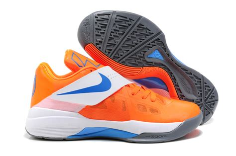 kevin durant shoes 2012 total orange white blue 473679 800