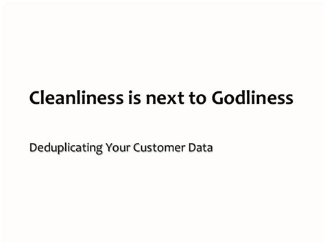 Cleanliness Is Next To Godliness Essay by Essay Cleanliness Is Next To Godliness Sludgeport482 Web Fc2